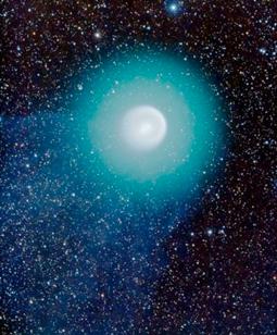 Comet Holmes NASA